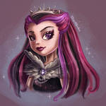 Raven Queen Ever After High