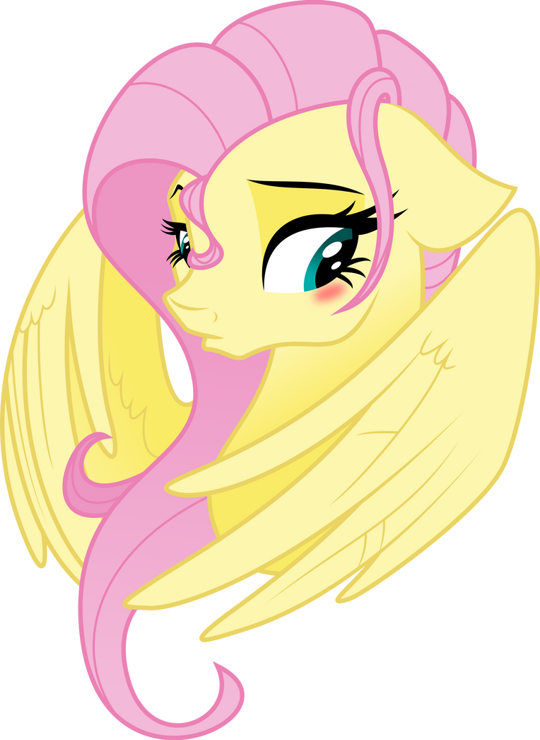 Fluttershy (other style) by Gigo-pixnchip