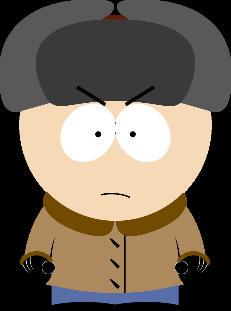 South Park style by Gigo-VectnPix
