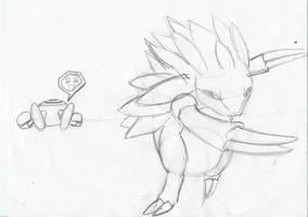 More Pokemon Art by AnimeRascal