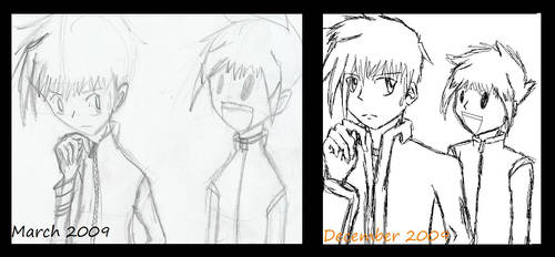 How Far I've Gone- 2009 by AnimeRascal