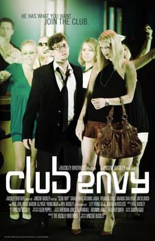 Club Envy Poster