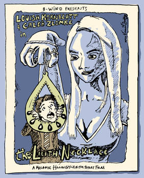 The Lilith Necklace (short film poster)