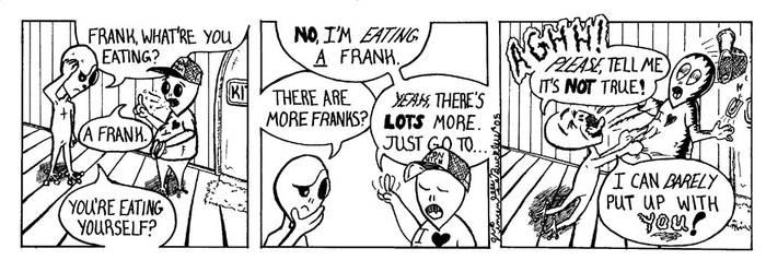 Bak and Frank Strip 2 by V85