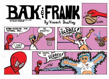 Bak and Frank Sunday Strip 2 by V85