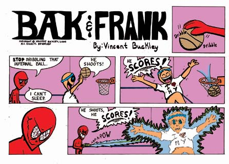 Bak and Frank Sunday Strip 2 by V85