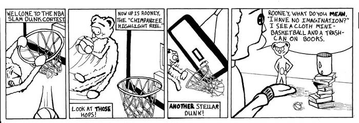 Skate and Rooney strip 5 by V85