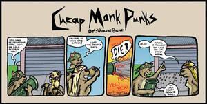 Cheap Monk Punks Strip 1