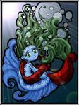 Cyname's Chibi Mermaid