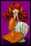 Cyname's Fantail Mermaid