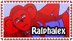 Ralphalex Stamp