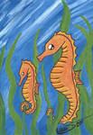 Chibi Seahorse