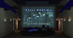 After Bedtime Talk Show Set