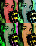 Warhol Style Chrissy