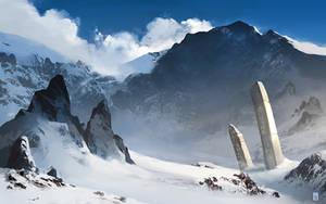 Snowy Heights by SoldatNordsken