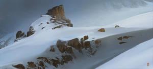 Snowy Slopes by SoldatNordsken