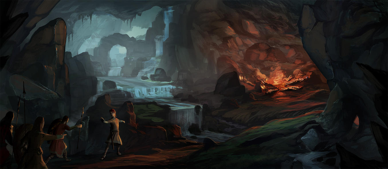 Of Kings and Caves by SoldatNordsken