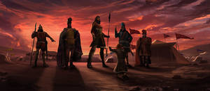 The Warlord Kings