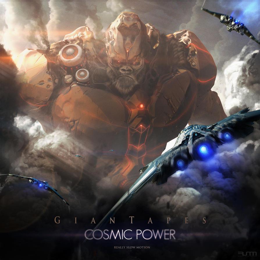 Cosmic Power by SoldatNordsken