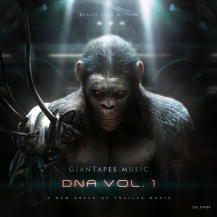DNA Vol. 1 by SoldatNordsken