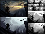 Painting Environment Concepts In No Time!