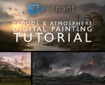 Painting Clouds And Atmosphere Tutorial