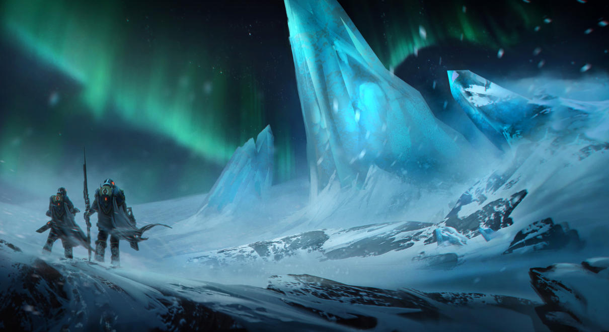 Operation Norrsken - Snow Painting Tutorial by SoldatNordsken