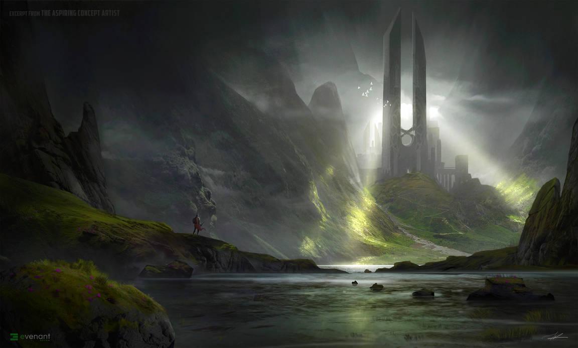 Through The Dark Valley by SoldatNordsken