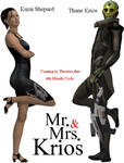 Mr. and Mrs. Krios