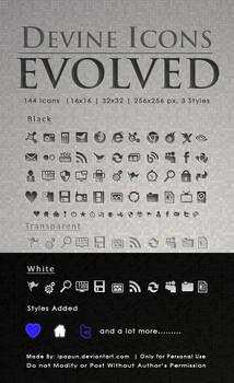 Devine Icons Evolved