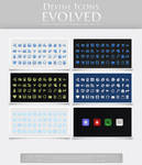 Devine Icons showoff