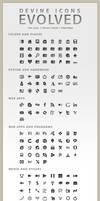 Devine Icons Complete