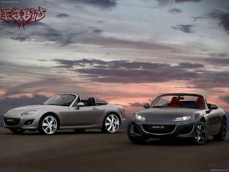 Mazda-MX-5-tuning by fabiolima-designer