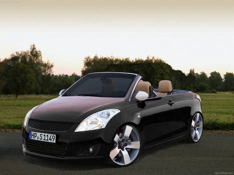 Suzuki-Swift-Convertible