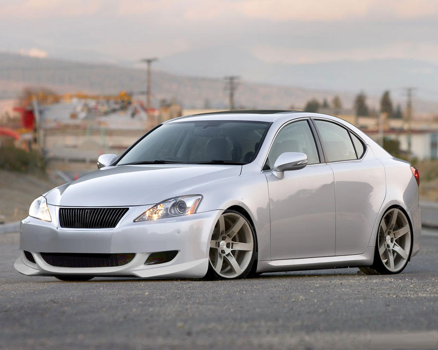 Lexus IS-350 by fabiolima-designer