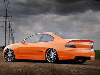 Pontiac GTO by fabiolima-designer