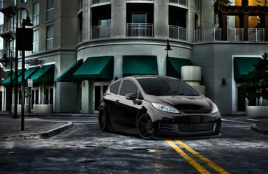 Ford Fista by fabiolima-designer
