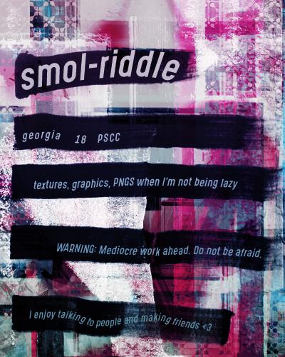 Smol-Riddle's Profile Picture