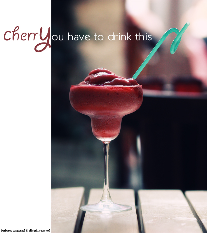cherry life by cangurgel