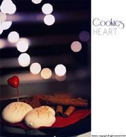 cookies heart by cangurgel