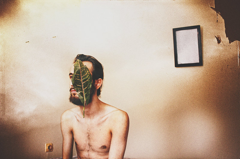 self portraits by cangurgel