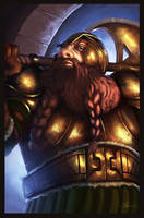 Gimli by Suzanne-Helmigh