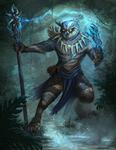 Magic Beak, shaman of the wild.