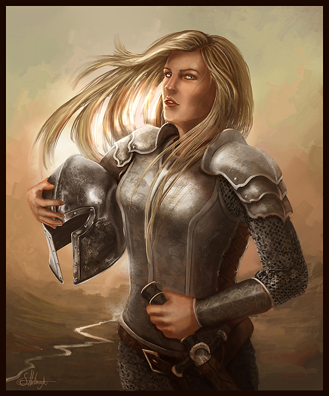 Eowyn By Suzanne Helmigh On Deviantart