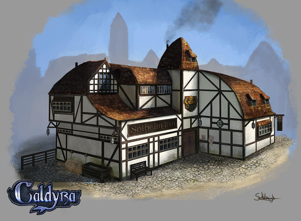Solhelm Inn concept by Suzanne-Helmigh