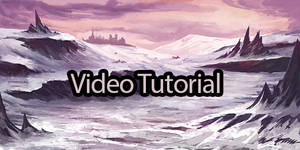 Tutorial of Spikes and snow.