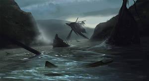 Shipwreck cove speedpaint