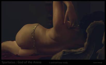 screenstudy Spartacus 01 by Suzanne-Helmigh