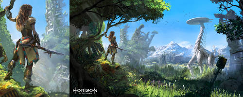 Horizon Marketing art.