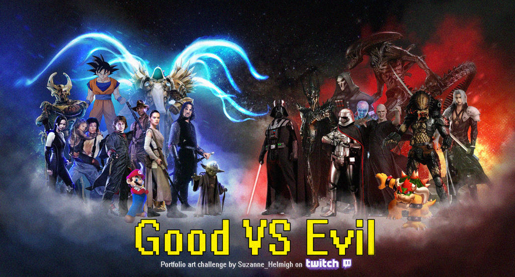 an analysis of the main theme as the battle between good and evil However, i understand that the main purpose of the novel is to provide a perspective on a very popular theme which is a battle between good and evil, in that point it was satisfactory because the plot offered a lot of ideas and thoughts to reflect and ponder about.